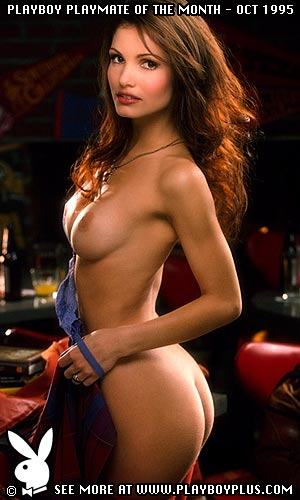 Alicia rickter playmate 1995 playboy 7